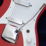 Vox 1960s De Luxe tremolo