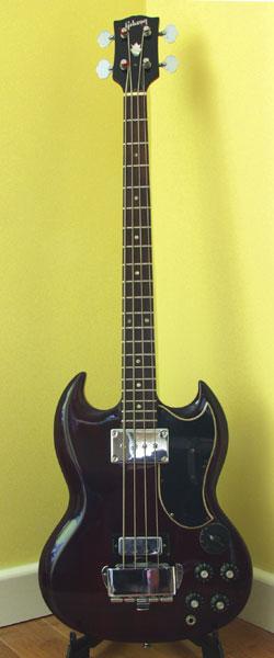 1969 Gibson EB3 Bass Guitar
