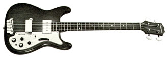 Epiphone EBSF Fuzztone bass guitar