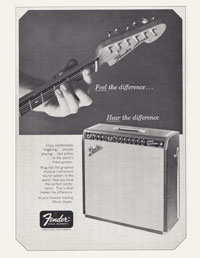 Fender Super Reverb - Feel the Difference Hear the Difference