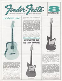 Fender Facts 8