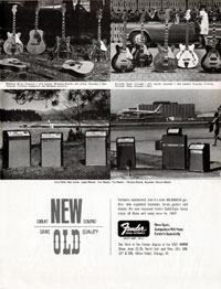 Fender Solid-State Super Reverb - Great New Sound. Same Old Quality