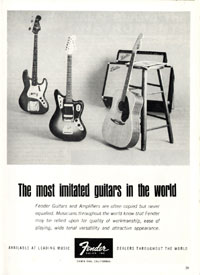 Fender Jaguar - The Most Imitated Guitars In The World