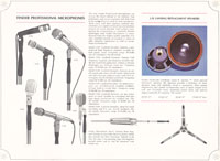 1966-67 Fender guitar and bass catalogue page 37