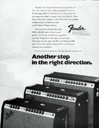 Fender Twin Reverb - Another Step In The Right Direction