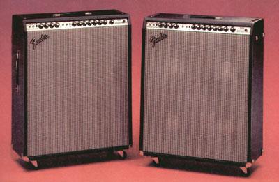 1976 Fender Quad Reverb