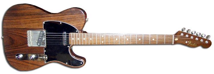 1972 Fender Rosewood Telecaster