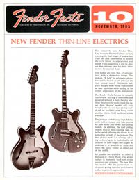 Fender Facts 10