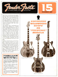 Fender Facts 15