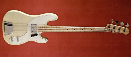 Fender Telecaster Bass Guitar