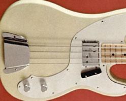 Fender Telecaster Bass Guitar