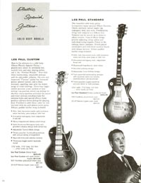 1960 Gibson guitar and bass catalogue - page 10