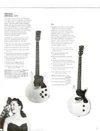1960 Gibson guitar and bass catalogue - page 11