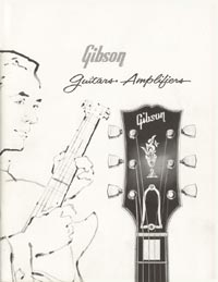 1960 Gibson full line catalogue