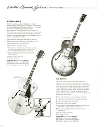 1960 Gibson guitar and bass catalogue - page 6