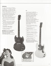 1962 Gibson guitar and bass catalogue - page 11