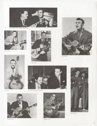 1962 Gibson guitar and bass catalogue page 31