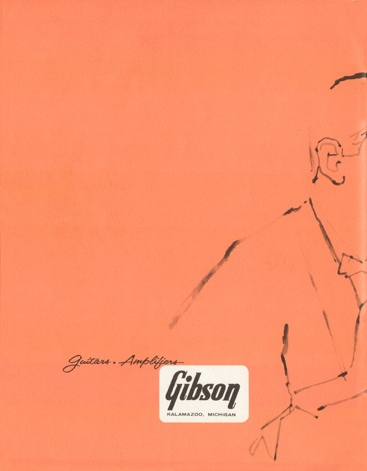 1962 Gibson guitar and bass catalogue - page 48