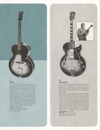 1964 Gibson guitar and bass catalogue page 5