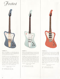 1966 Gibson Full Line catalogue page 12