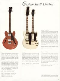 1966 Gibson Full Line catalogue page 15