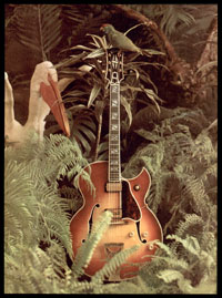 1966 Gibson Full Line catalogue page 1