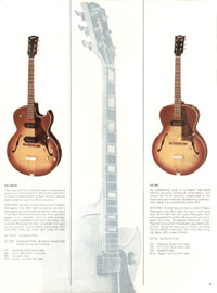 1966 Gibson Full Line catalogue page 5