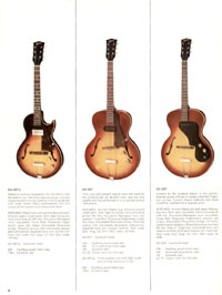 1966 Gibson Full Line catalogue page 8