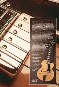 1975 Gibson Electric Acoustics catalogue page 9