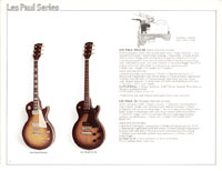 Gibson LP55 in the 1978 Gibson catalogue