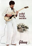 1975 Gibson solid body catalogue