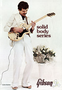1975 Gibson Solidbody catalogue