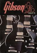 Gibson 79 promo magazine