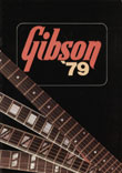 Gibson 79 promotional magazine