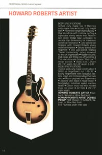 1980 Gibson guitar, bass and banjo catalogue - page 14