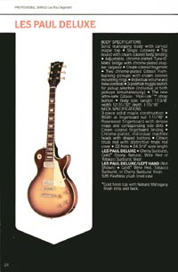 1980 Gibson guitar, bass and banjo catalogue - page 24