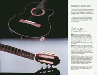 1983 Gibson guitar and bass catalogue page 11