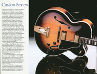 1983 Gibson guitar and bass catalogue page 16