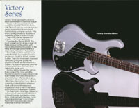 1983 Gibson guitar and bass catalogue page 20