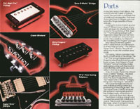 1983 Gibson guitar and bass catalogue page 27