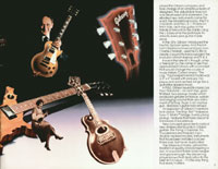 1983 Gibson guitar and bass catalogue page 3