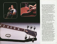 1983 Gibson guitar and bass catalogue page 5