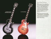 1983 Gibson guitar and bass catalogue page 9