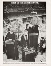 Gibson Amplifiers - Voice of the Underground