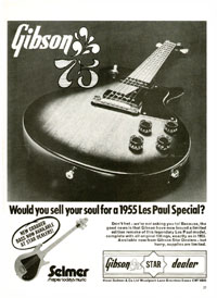 Gibson Les Paul Special 55 - Would you sell your soul for a 1955 Les Paul Special