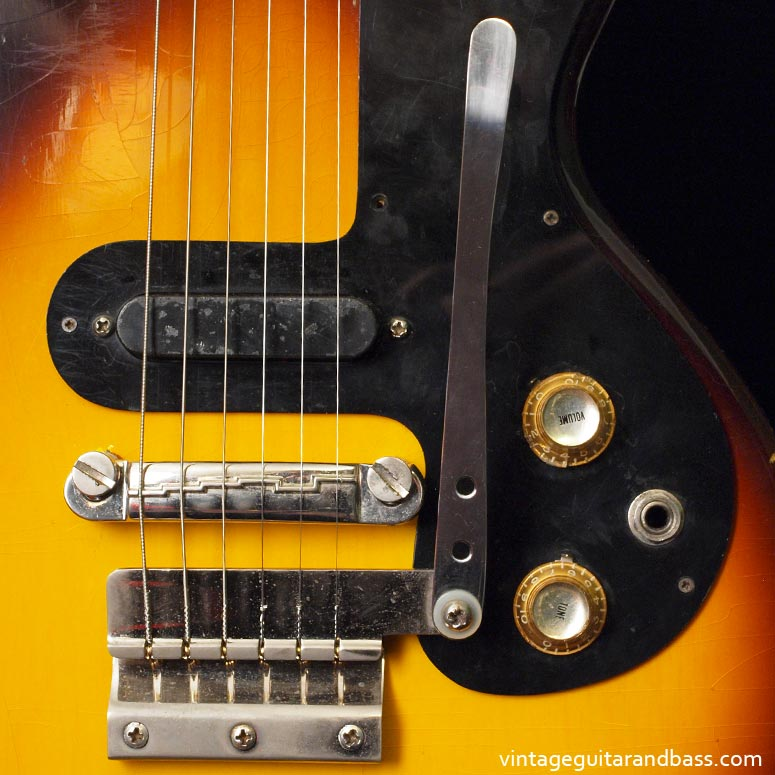 Gibson GV19 Vibrola