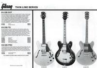 1981 Gibson (Rosetti, UK) catalogue page 12