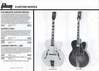 1981 Gibson (Rosetti, UK) catalogue page 16
