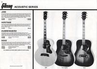 1981 Gibson (Rosetti, UK) catalogue page 18