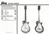 1981 Gibson (Rosetti, UK) catalogue page 2